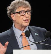 Bill Gates.  Ludovic Marin / TT NYHETSBYRÅN