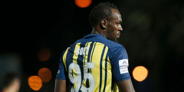 Usain Bolt. Steve Christo / TT NYHETSBYRÅN/ NTB Scanpix