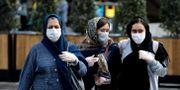 Bild från Iran. Ebrahim Noroozi / TT NYHETSBYRÅN