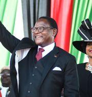 Lazarus Chakwera i juni 2020. Thoko Chikondi / TT NYHETSBYRÅN
