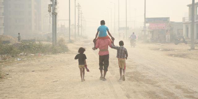 New Delhi. Arkivbild. R S Iyer / TT NYHETSBYRÅN/ NTB Scanpix