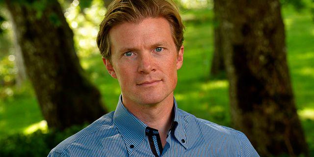 Johan Norberg. JONAS EKSTRÖMER / TT / TT NYHETSBYRÅN