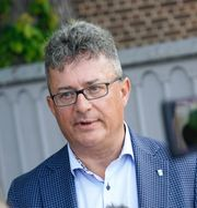 Mikael Rubin (M), kommunstyrelsens ordförande i Trelleborg. TT