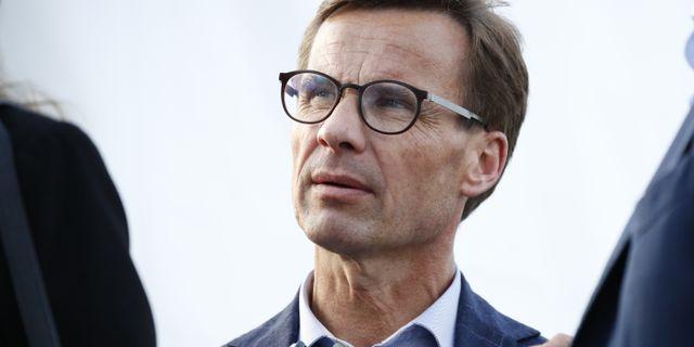 Ulf kristersson. Christine Olsson/TT / TT NYHETSBYRÅN