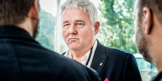Anders W Jonsson. Arkivbild. Tomas Oneborg/SvD/TT / TT NYHETSBYRÅN