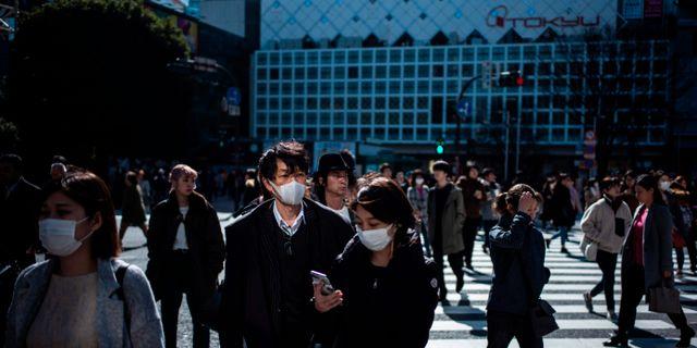 Lättat inflationsmål kan gynna konsumenter i Japan. MARTIN BUREAU / AFP