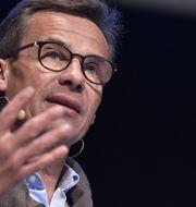 Ulf Kristersson. Arkivbild. Janerik Henriksson/TT / TT NYHETSBYRÅN