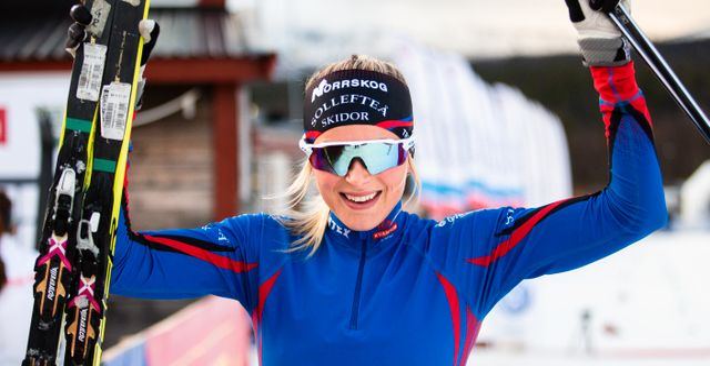 Frida Karlsson. JOHAN AXELSSON / BILDBYR N