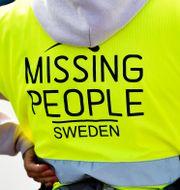 Arkivbild. En stor sökinsats har pågått med bland annat helikopter och frivilligorganisationer.  Erik Simander/TT / TT NYHETSBYRÅN