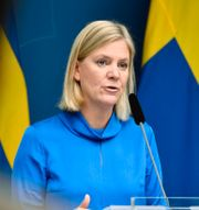 Magdalena Andersson/Arkivbild Henrik Montgomery/TT / TT NYHETSBYRÅN