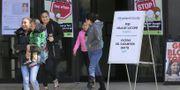Myndigheter hoppas stoppa mässlingen med hjälp av bland annat gratis vaccinationer.  AP/Seth Wenig