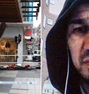 Terrordömde Rakhmat Akilov.  TT