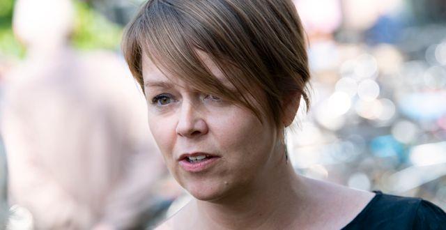 Katrin Stjernfeldt Jammeh Johan Nilsson/TT / TT NYHETSBYRÅN