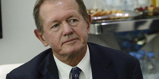 Saabs styrelseordförande Marcus Wallenberg. Arkivbild. TT