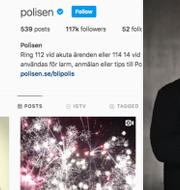 Mårten Schultz Instagram/TT