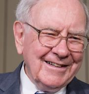 Arkivbild: Warren Buffett.  Shutterstock