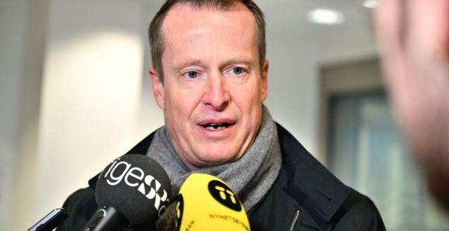Anders Ygeman (S). Karin Wesslen/TT / TT NYHETSBYRÅN