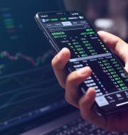 Börsen kan åka på en korrektion, säger IG Markets Erik Hansén. Shutterstock