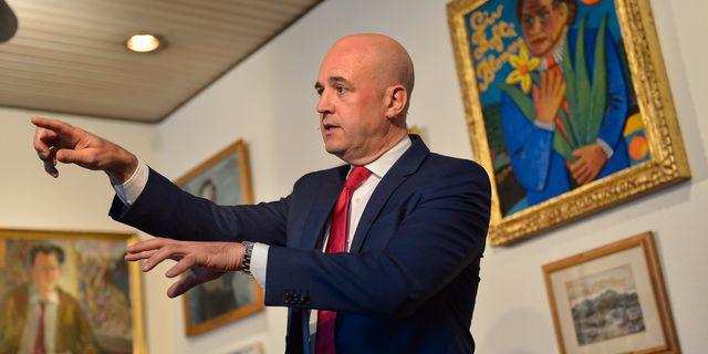 Reinfeldt erkanner hade fel om jobben