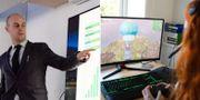 Per Strömbäck, Dataspelsbranschen t.v. TT