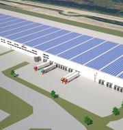 Illustrati Speed Group SolarPVSystem