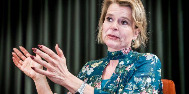 Åsa Regnér (S) är jämställdhetsminister. Arkivbild.  Tomas Oneborg/SvD/TT / TT NYHETSBYRÅN