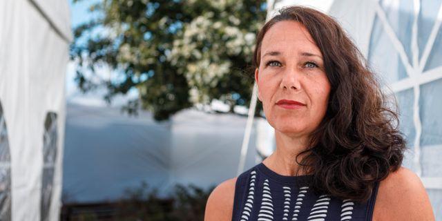 Annika Winsth. Simon Rehnström/SvD/TT / TT NYHETSBYRÅN