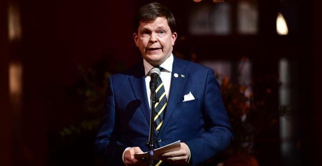 Norlén. Arkivbild Stina Stjernkvist/TT / TT NYHETSBYRÅN