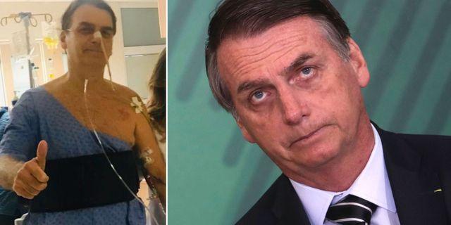 Jair Bolsonaro.  TT