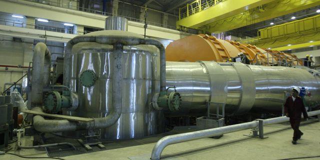 Reaktor i Iran. Arkivbild. HAMED MALEKPOUR / FARS NEWS AGENCY