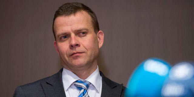 Petteri Orpo. Henrik Montgomery/TT / TT NYHETSBYRÅN