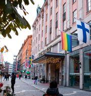 Illustrationsbild: Hotell Haymarket i centrala Stockholm.  Alexandra Bengtsson/SvD/TT / TT NYHETSBYRÅN