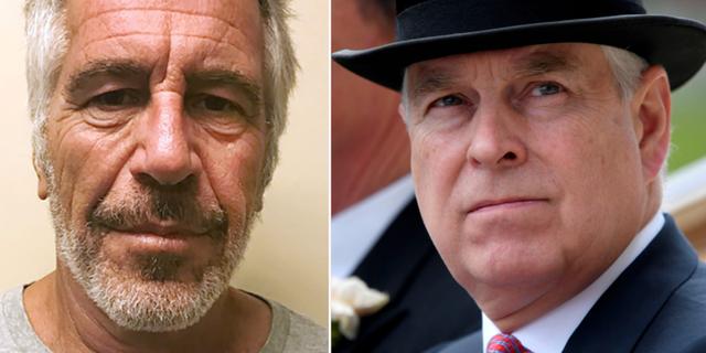 Epstein och prins Andrew TT