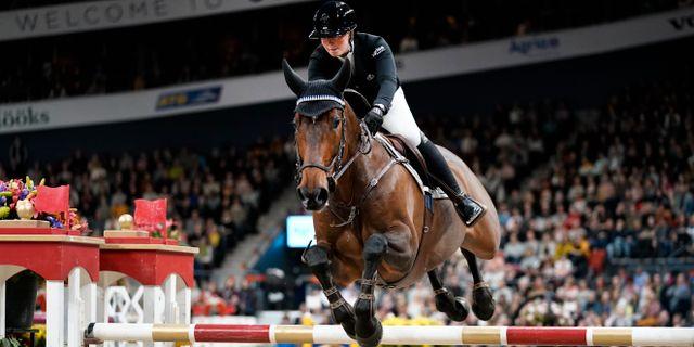 Stephanie Holmén. Björn Larsson Rosvall/TT / TT NYHETSBYRÅN