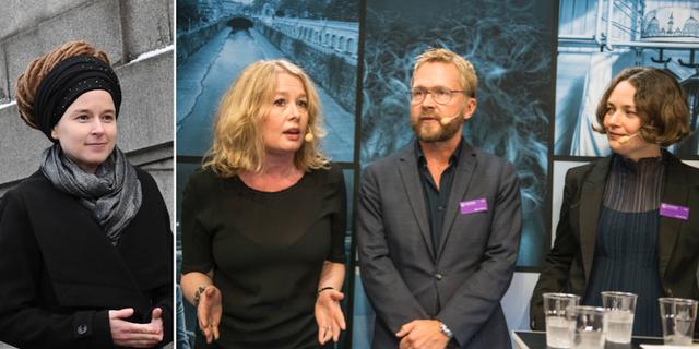 Valet av Amanda Lind (MP) kritiseras av Aftonbladets Åsa Linderborg, DN:s Björn Wiman och SvD:s Lisa Irenius. TT
