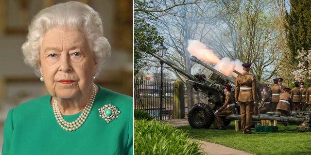 Drottning Elizabeth II. TT