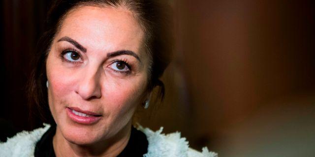 Elisabeth Massi Fritz JONATHAN NACKSTRAND / AFP