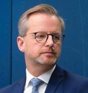 Mikael Damberg/Tomas Eneroth TT