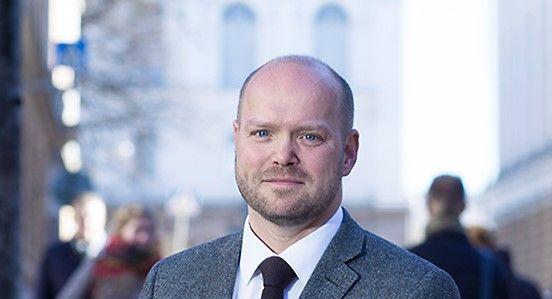 Peter Stadius, forskare i Helsingfors universitet. Foto: Linda Tammisto