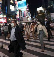 Arkivbild. Tokyo. Eugene Hoshiko / TT NYHETSBYRÅN