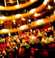 Publik på teater/Arkivbild.  Anna Simonsson / SvD / TT / TT NYHETSBYRÅN
