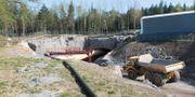 Arkivbild: Tunnelbygget på Lovön. Fredrik Sandberg/TT / TT NYHETSBYRÅN