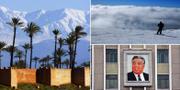 Marocko, Etna och Nordkorea. Flickr / Istock