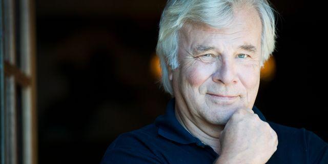 Jan Guillou FREDRIK SANDBERG / TT / TT NYHETSBYRÅN
