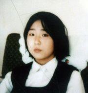 Arkivbild på Megumi Yokota, 13 år gammal.  Anonymous / TT / NTB Scanpix