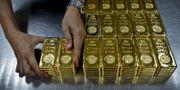 Illustrationsbild. Guldtackorna på bilden kommer inte från vrakfyndet. Kamran Jebreili / TT / NTB Scanpix