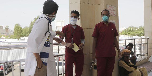Manga doda av mers viruset i saudiarabien