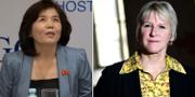 Nordkoreas sändebud Choe Son-Hui och Sveriges utrikesminister Margot Wallström är två av deltagarna.