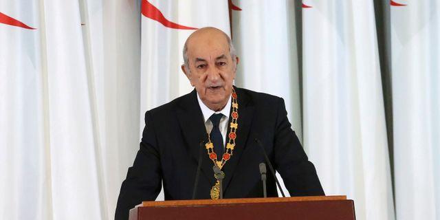 Abdelaziz Djerad Ramzi Boudina / TT NYHETSBYRÅN