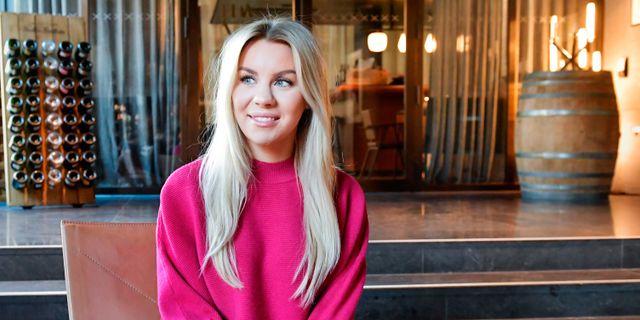 Therese Lindgren.  Alexander Larsson Vierth/TT / TT NYHETSBYRÅN